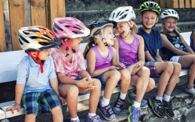Prep your kids for back-to-school riding in 4 easy steps!