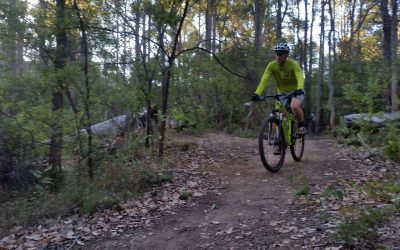 Get out on our amazing bike trails: Hire an LCB bike today!